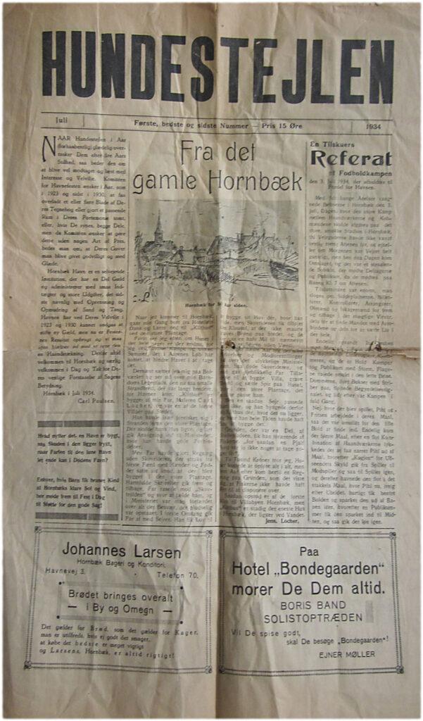 Havnefest 1934